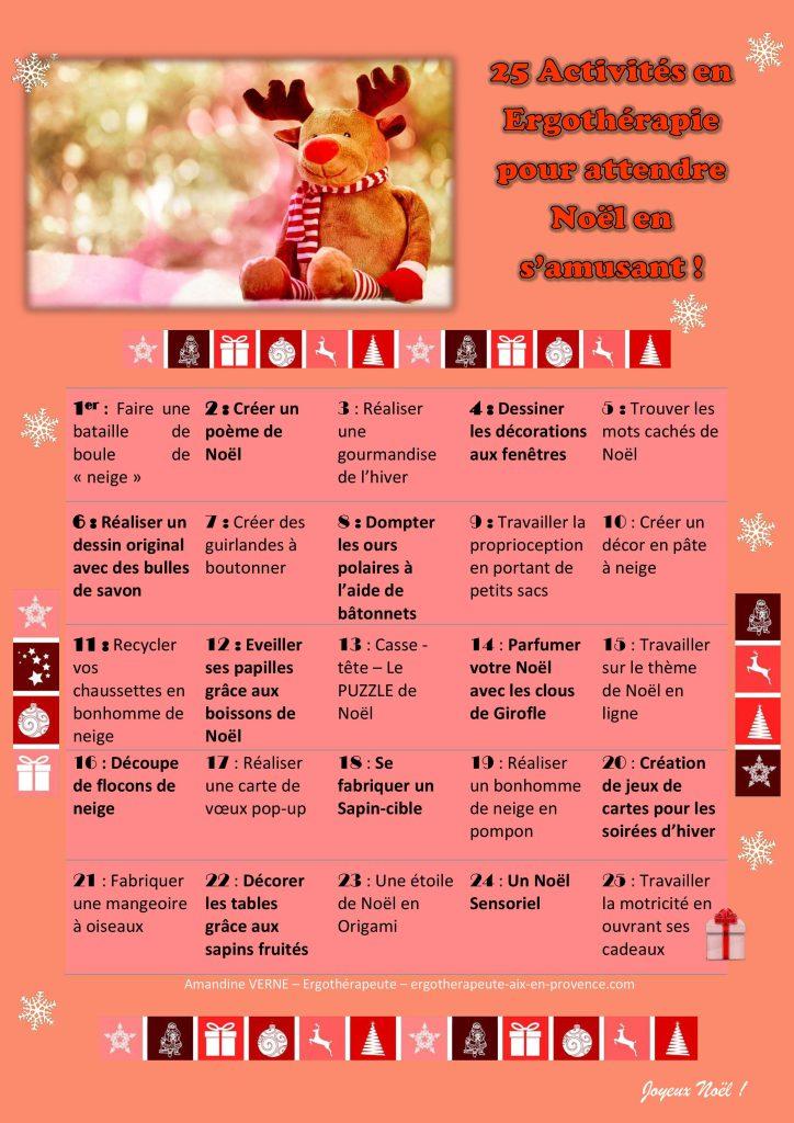 c752b19bbff Vous donner des idées d activités à faire avec vos enfants en ce mois de  décembre !